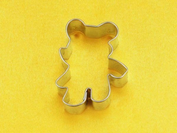 Ausstecher Bär 4cm