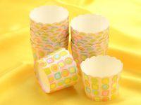 Cupcake Cup Patchwork 20 Stück