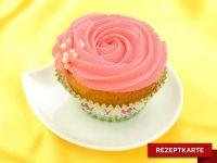 Marzipan Cupcake