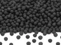 Weiche Zuckerperlen schwarz 100g