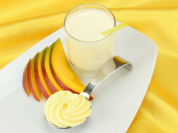 Sahnestand Mango-Buttermilch 100g