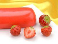 Rollfondant PREMIUM PLUS Flavour Erdbeer 250g