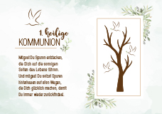 Kommunion-Konfirmation