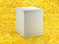 Tortenkarton 37x37x45cm