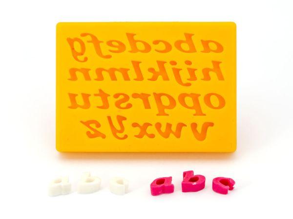 Flexform Buchstaben