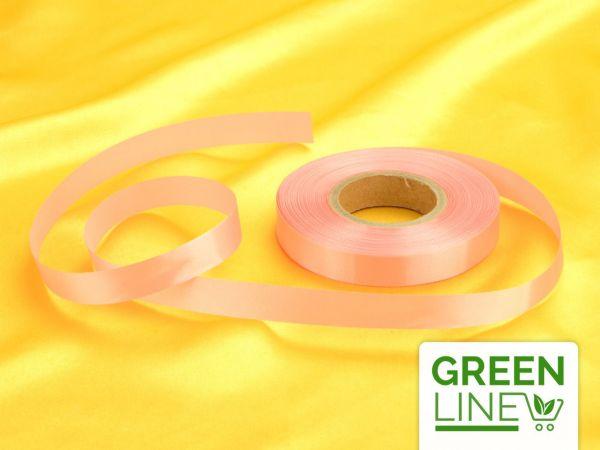 Satinband helle Haut 14mm, 30 Meter GREENLINE