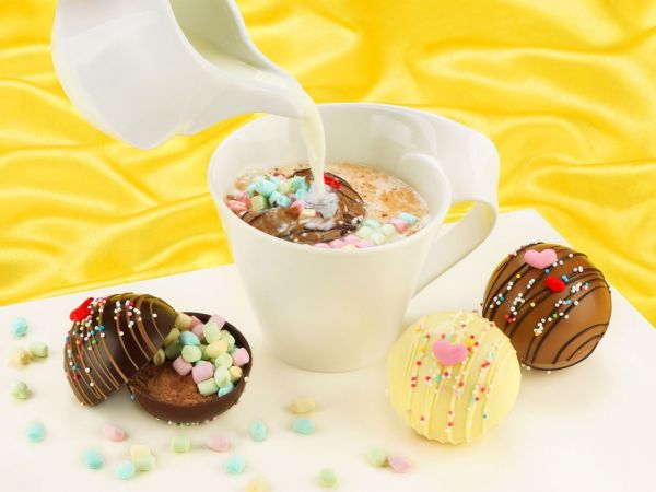 Hot Chocolate Bombs-Set