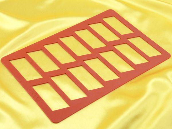 Silikonrahmen für Aufleger Banner