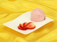 Eispulver Erdbeere 60g
