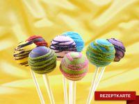 Nuss  Nougat  Cake Pops