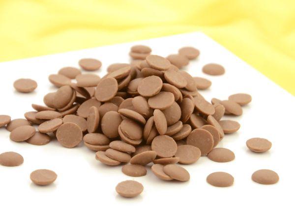 Bio Peru Edel-Vollmilch-Kuvertüre 41% 1,0kg