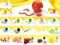 Cake-Pop Glasur Komplett-Set 19er