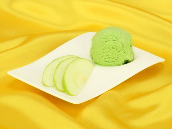 Eispulver Grüner Apfel 50g