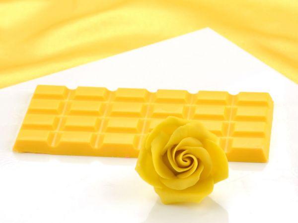 Modellier-Schokolade Gelb 600g