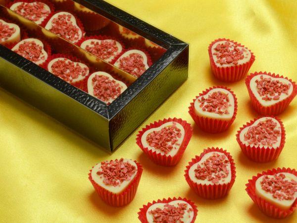 Erdbeer-Joghurt-Herzen