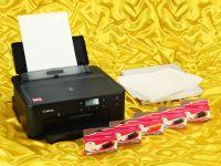 Zertifizierter Lebensmitteldrucker Komplett-Set