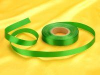Satinband grün 14mm, 30 Meter