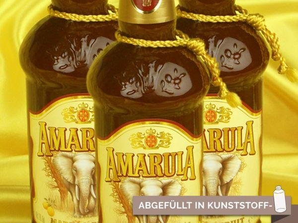 Marula-Frucht-Likör 17% vol 50ml für Pralinenfüllung