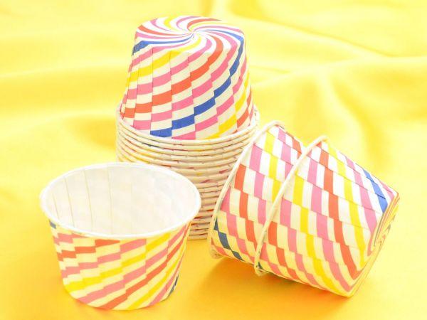 Cupcake Becher Swirl 20 Stück