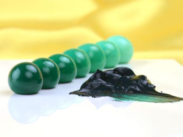 Lebensmittelfarbe Paste waldgrün 25g