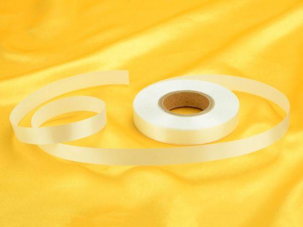 Satinband weiß 14mm, 30 Meter